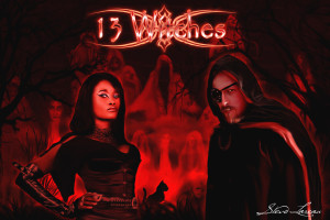13 Witches, The Creator Queen Sabine (Version #1)