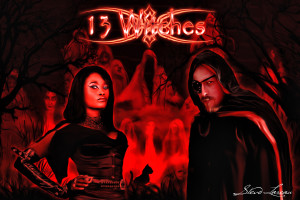 13 Witches, The Creator Queen Sabine (Version #5)