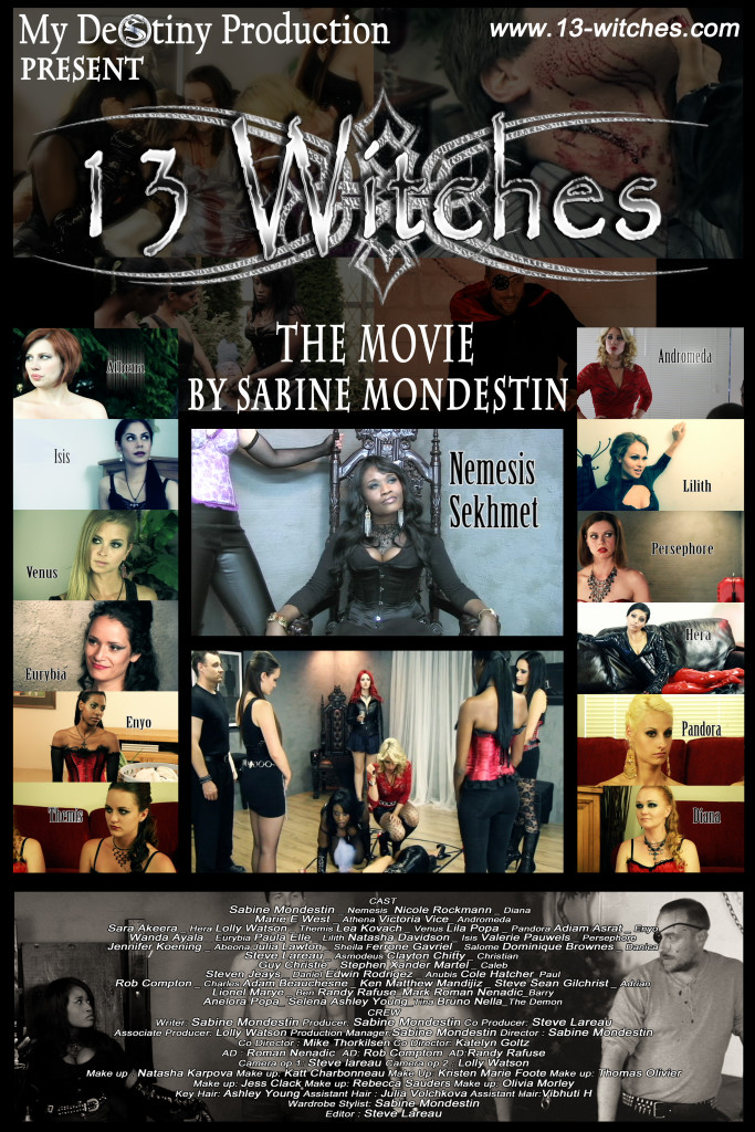 13 Witches Official Movie Poster
