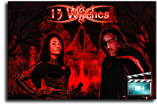 13 Witches The Movie By Queen Sabine Mondestin And Steve Lareau